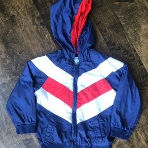 First Impressions Hooded Wind Jacket 24 Months